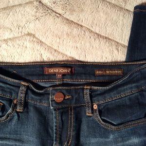 Dear John Jeans - Dear John Gisele High Waist Skinny Size 25